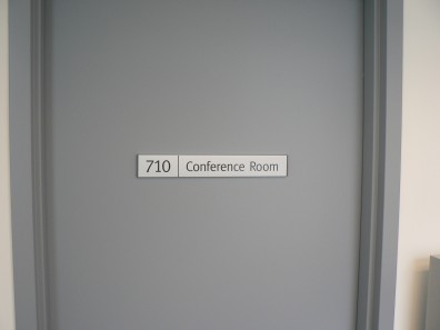 directory - Custom Made Door Signs