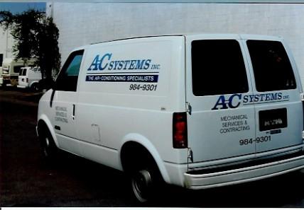 vehicle lettering - Vans