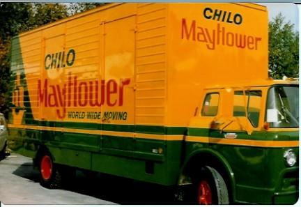 vehicle lettering - 5 Ton Trucks