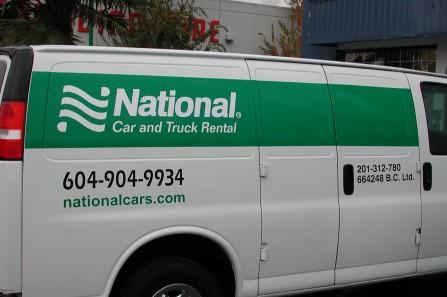 vehicle lettering - Vehicle Wraps