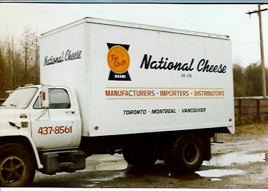 vehicle lettering - 5 Ton Trucks