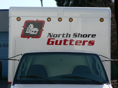 vehicle lettering - Cube Vans
